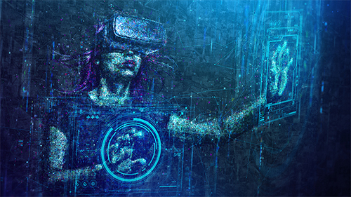 Stuck in Virtual Reality – Digital Arts Magazine